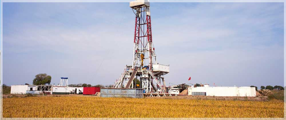 gas well drilling services